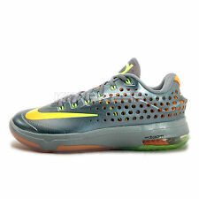 Nike KD VII Elite [724349-478] Basketball Blue Graphite/Volt-Citrus-Grey