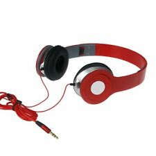 Over-Ear Earphone Adjustable Headphone 3.5mm For iPod iPhone MP3 MP4 PC Tablet