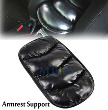 CAR ARMREST ARM REST TOPPING MAT LINER SUPPORT PAD CONSOLE STORAGE BOX COVER TOP