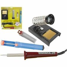 New Professional Soldering Iron 30W/60W -240V Lightweight Solder Grip Handle