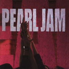 Ten by Pearl Jam LIKE NEW PRISTINE cd FAST Shipping! (Epic Associated)