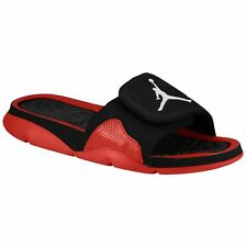 Jordan 705163-001:Nike Air Hydro 4 Slide RED/Black Sandal Slipper Adult Men NEW