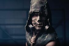 Scarecrow Latex Mask from Batman's Arkham Knight; 3 Raw Kit Options