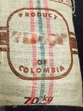 5 - 20 lbs Colombian Supremo Unroasted Green Coffee Beans Direct Trade
