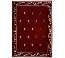 Royal Palace Special Edition Fleur De Lis 8' x 11' Wool Rug H202639