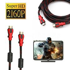 1.5/3/5/10M HDMI Cable V1.4 Full HD High Speed 2160p 1080p For LCD HDTV PS4 Xbox