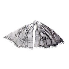 Diesel Scarf Sjacarish Grey New