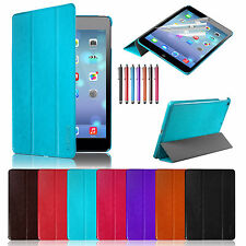 Ultra Slim Smart Leather Cover Case for Apple iPad Mini 2 with Retina Display