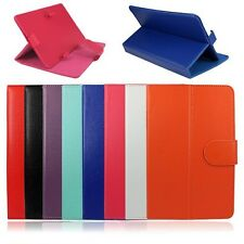 Universal Folio Leather Stand Case Cover Skin for 7 Inch Tablet PC Mid Android