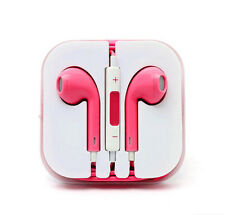 Earphones Headphone Earbud Headset with Mic Control Mic for iPhone 6 Plus 5s 4s