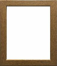 Dark Oak Wooden Wood Effect Picture Frame Photo Frame Poster Size Painting Frame