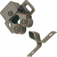 Fifty Pack Pack Double Roller Catch Statuary Bronze