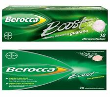 Berocca Boost Effervescent 10s tablets, 20 Tablets