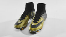 Nike Mercurial Superfly CR7 SE SG-PRO Rare Gold 804076-090 Ronaldo Boot