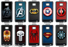 Marvel Avengers Phone Case, Samsung Galaxy S2, S3, S4, S5, S6, Active, Edge,Mini