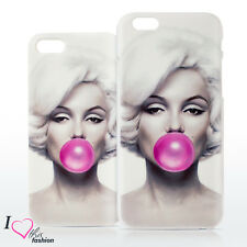 NEW Marilyn Monroe High Quality Hard Cover Case for Apple iPhone 5, 5s, 6