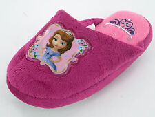 Girls WD8166 Sofia the first Purple mule slippers   by DISNEY   £4.99
