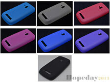 Multi Color Matting TPU Silicone CASE Cover For Nokia Lumia 610