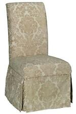Home Decorators Collection Parsons Side Chair Skirted Slipcover