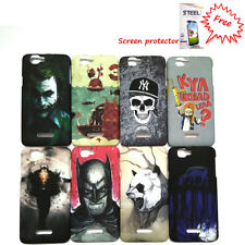 Micromax A120 Canvas 2 Case, Hard back cover for canvas2 + Free screen guard