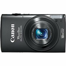 Canon PowerShot ELPH 330 12.1MP Digital Camera with 10x Optical Zoom