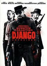 Django Unchained (DVD, 2 DISC SET,  2013)