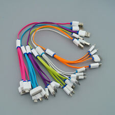3/4in1 Multi USB Sync DATA Charger Cable for iphone Samsung GalaxyNote HTC Nokia