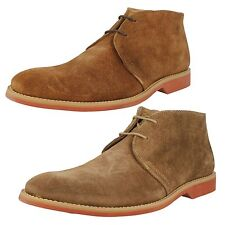 Mens COLORADO  Suede leather lace up ankle boots By Anatomic & Co £115.00