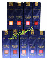 Estee Lauder Pure Color Crystal Lipstick 0.13oz/3.8g Different Shades New In Box