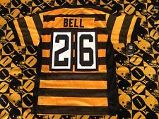 LeVeon Bell #26 Pittsburgh Steelers 80th Anniversary Jersey Sewn/Stitched NWT