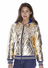 New G-III Sports Misses' NFL Extra Point New York Giants Jacket Style #RJ610