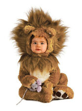 Newborn and Infant Cute Lion Cub Costume