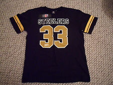 Steelers NFL Rokeby T-Shirt by Majestic Athletic BNWT RRP £24.99