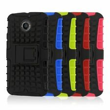 Heavy Duty Impact Hard Rugged Hybird Kickstand Case Skin Colorful Covers