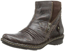 Earth Women's Poplar Ankle girls boots size 6 and 6.5 brown leather RRP149 AUD