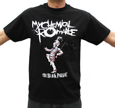 My Chemical Romance Punk Rock Band Embroidered Graphic T-Shirts