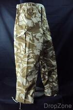 Genuine British Army Desert DPM Camouflage Windproof Combat Trousers