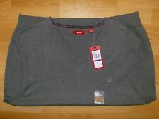 NWT MEN'S IZOD SWEATER VEST. GRAY. CHOOSE SIZE. MSRP $60.00.