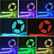 5M SMD 5050/3528/5630 600/1200Leds Cool / Warm White / RGB LED Strip Light 12V