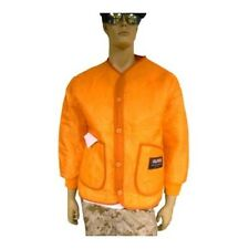 Alpha Industries M65 M-65 Field Jacket Liner Orange Army Military Sizes