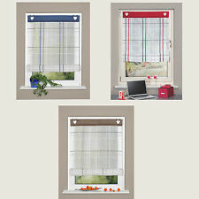 Britney Ösen Roman Shade Blind Window Shade Roller Shade Blind EasyFix