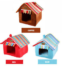 House Pet Dog kennel Indoor Soft Comfort Washable Candy-colored new