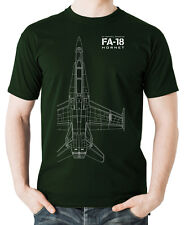 Flyingraphics AVIATION themed T SHIRT M, L, XL, 2XL, 3XL F-18 Hornet