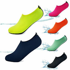 Men Women Beach Aqua Water Skin Shoes Indoor Fitness Scuba Outdoor  Ocean Socks