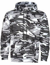 Code V Camo Hoodie Camouflage Hooded Sweatshirt S-2XL Urban Camo Patterns