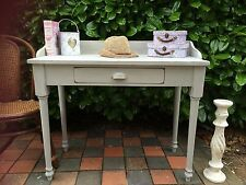 Vintage Painted Laura Ashley Desk/Dressing Table - Gorgeous Annie Sloan