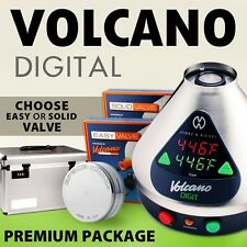 NEW Volcano Digit w/ Easy or Solid Valve + CARRYING CASE + Space Case