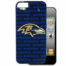 For iPhone 5 & 5S Baltimore Ravens Graphic Slim Case NFL Football Spor