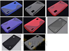 Multi Color S-Types TPU Gel CASE Cover For LG Google Nexus 4 E960