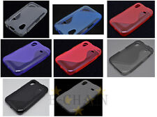 Multi Color S-Types TPU Gel CASE Cover For Samsung Galaxy Ace S5830